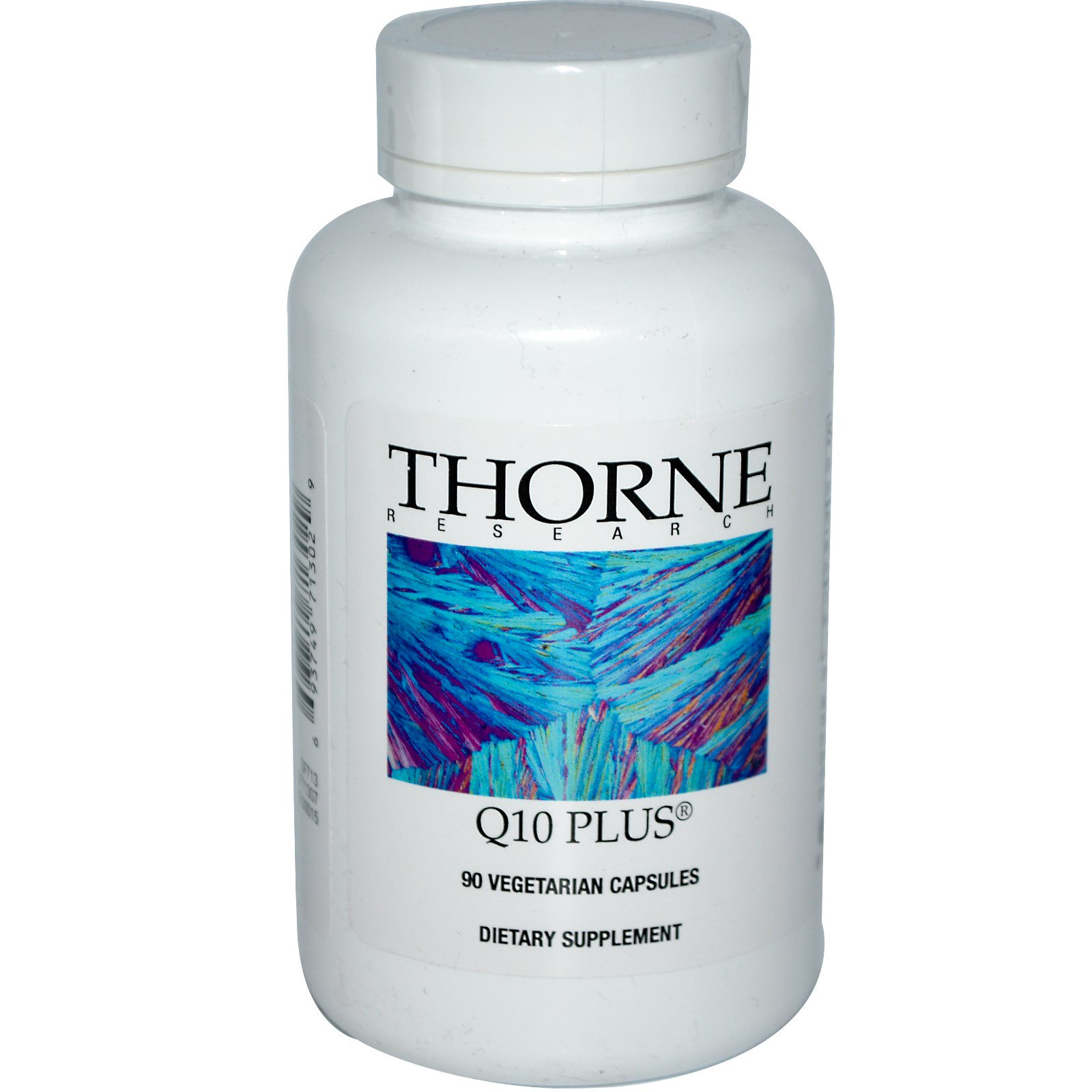 Thorne Research, Q10 плюс, 90 капсул