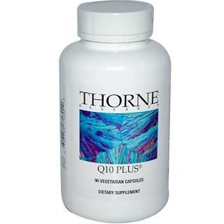 Thorne Research, Q10 Plus, 90 Vegetarian Capsules