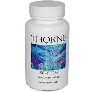 Thorne Research, 이소-포스, 60 베지캡