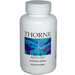 Thorne Research, Artecin, 90 Vegetarian Capsules
