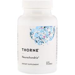 Thorne Research, 腦配方膠囊, 90粒