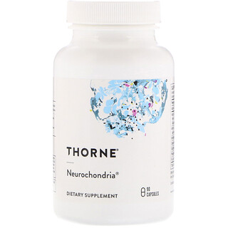 Thorne Research, Neurochondria، 90 كبسولة نباتية
