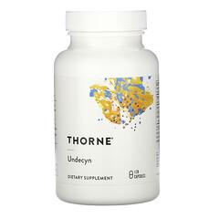 Thorne Research, Undecyn,120 粒