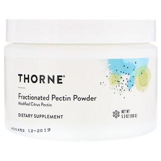 Thorne Research, مسحوق البكتين المجزأ، 5 أونصة (141 غ)