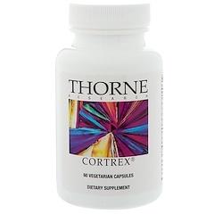Thorne Research, Cortrex, 60 Vegetarian Capsules