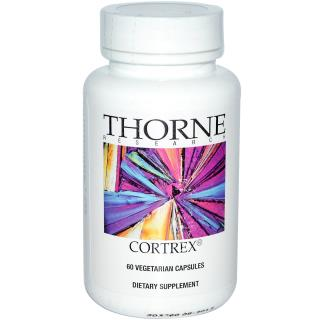 Thorne Research, Cortrex, 60 Vegetarian Capsules