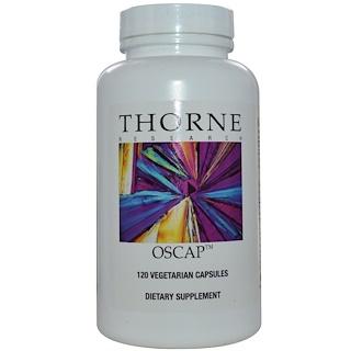 Thorne Research, Oscap, 120 Vegetarian Capsules