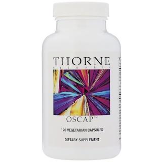 Thorne Research, 오스캡, 120 베지테리언 캡슐