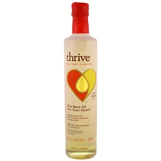 Thrive, Culinary Algae Oil, 16.9 fl oz (500 ml)