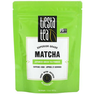Купить Tiesta Tea Company Japanese Green Tea Powder, Matcha, 1.5 oz (42.5 g)