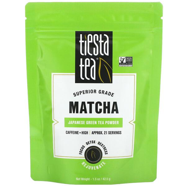 Japanese Green Tea Powder, Matcha, 1.5 oz (42.5 g)