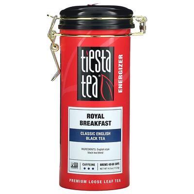 Купить Tiesta Tea Company Premium Loose Leaf Tea, Royal Breakfast, 4.0 oz (113.4 g)