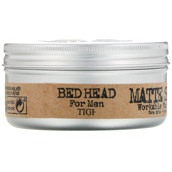 TIGI, Bed Head, Matte Separation, For Men, 3 oz (85 g) (Discontinued Item)