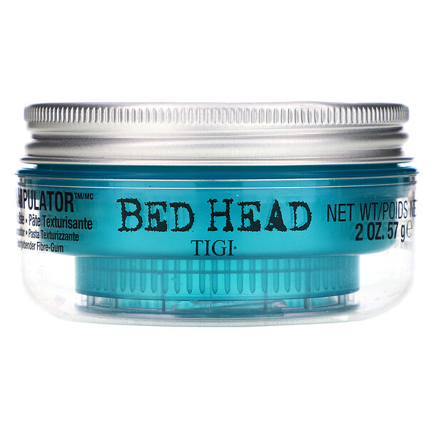 TIGI, Bed Head, Manipulator Texture Paste, 2 oz (57 g) (Discontinued Item)