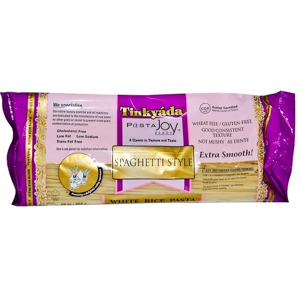 Tinkyada, 白色乾麵條,16盎司(454克)