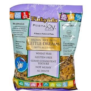 Tinkyada, Brown Rice Pasta, Little Dreams, 14 oz (397 g)