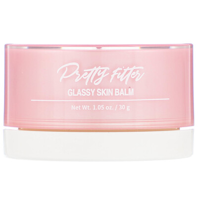 Touch in Sol Pretty Filter, Glassy Skin Balm, 1.05 oz (30 g)  - купить со скидкой