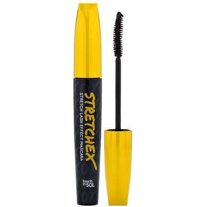 Touch in Sol, Stretchex, Stretch Lash Effect Mascara, Black, 0.24 oz (7 g) отзывы