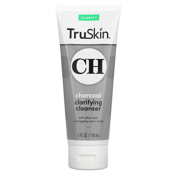 Charcoal Clarifying Cleanser, 4 fl oz (118 ml)
