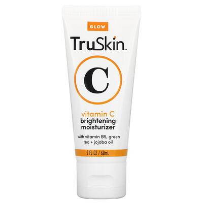 Купить TruSkin Vitamin C Brightening Moisturizer, 2 fl oz (60 ml)