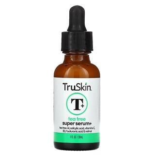 TruSkin, Tea Tree Super Serum+, 1 fl oz (30 ml)