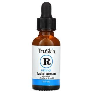 TruSkin, Retinol Facial Serum, 1 fl oz (30 ml)