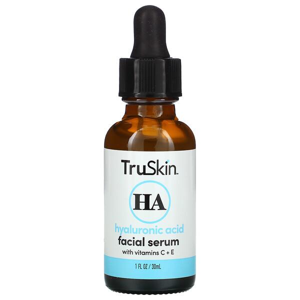 Hyaluronic Acid Facial Serum, 1 fl oz (30 ml)