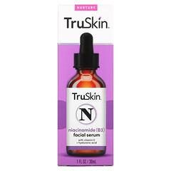 TruSkin, 煙酰胺 (B3) 面部精華,1 液量盎司(30 毫升)