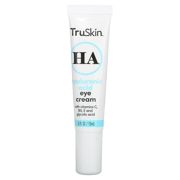 Hyaluronic Acid Eye Cream, 0.5 fl oz (15 ml)