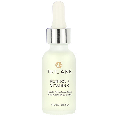 Купить Trilane Retinol + Vitamin C, 1 fl oz (30 ml)