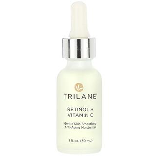 Trilane, Retinol + Vitamin C, 1 fl oz (30 ml)
