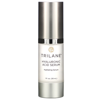 Trilane Hyaluronic Acid Serum, 1 fl oz (30 ml)