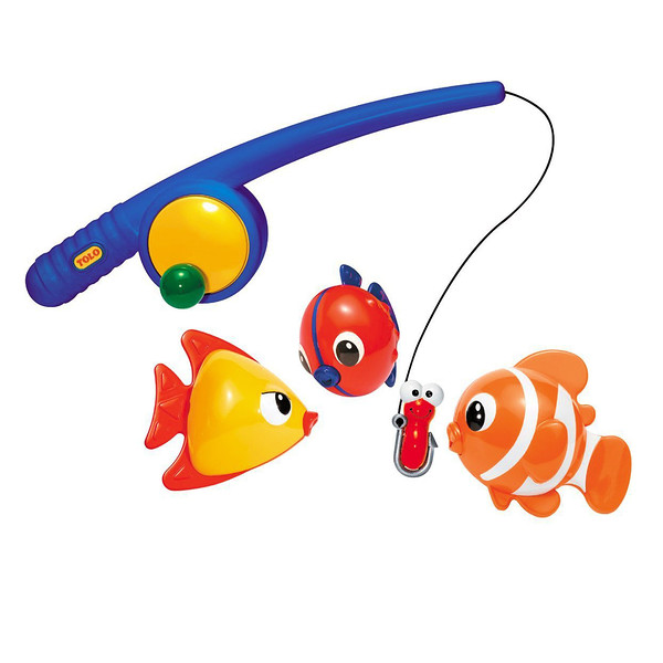 Tolo Toys, Funtime Fishing, 18+ Months, 1 Set (Discontinued Item)