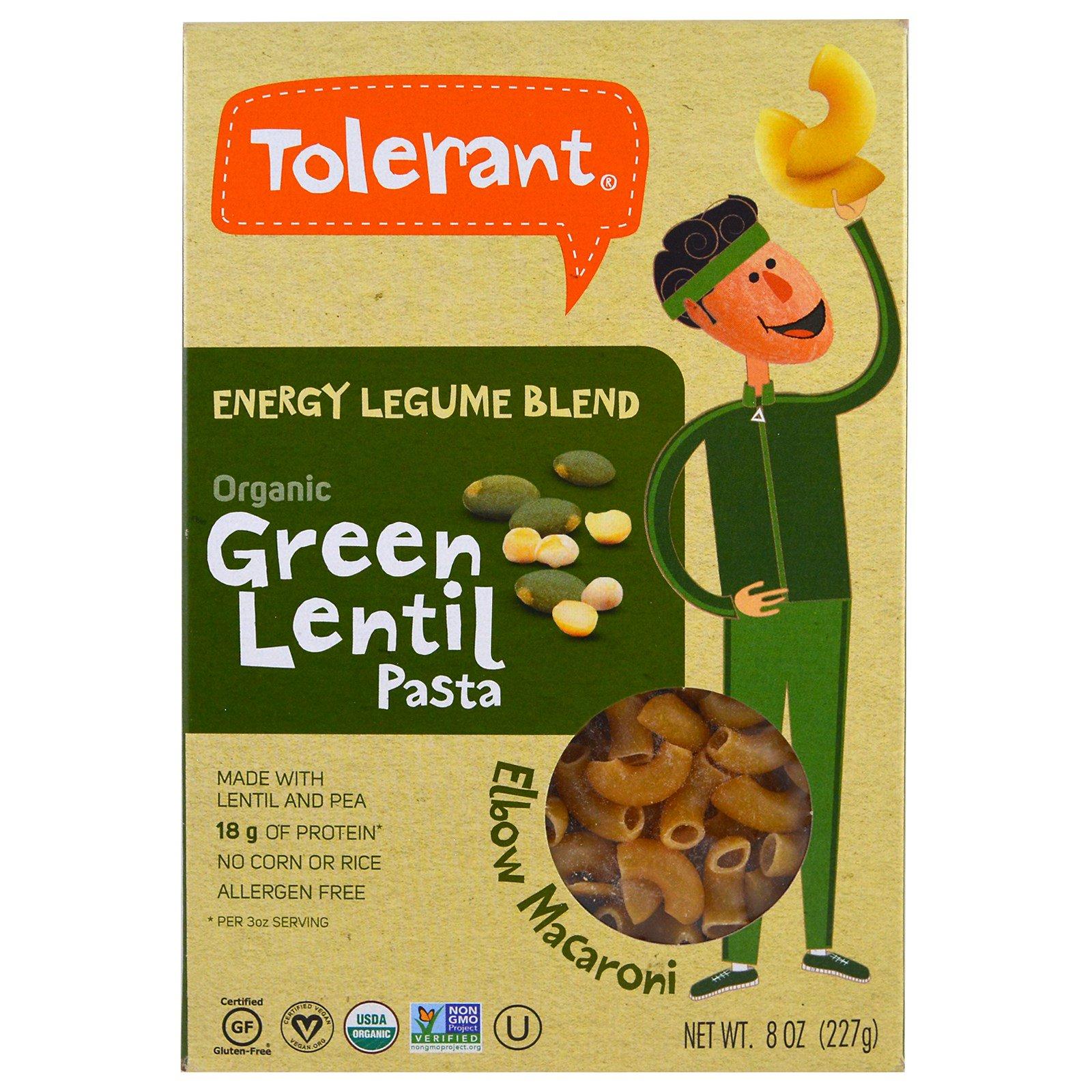 Tolerant, Orgánica, mezcla de leguminosas energéticas, pasta de ...