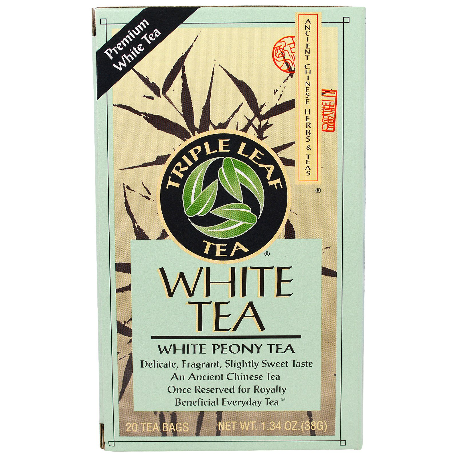 Green Premium Tea 20 BAG Triple Leaf