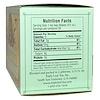 Triple Leaf Tea, Jasmine Decaf Green Tea, 20 Tea Bags, 1.34 oz (28 g)
