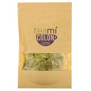 Teami, Colon Tea Blend, 15 Tea Bags, 1 oz (30 g)