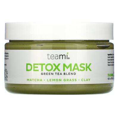 Купить Teami Detox Mask, Green Tea Blend, 6.5 oz (192 ml)
