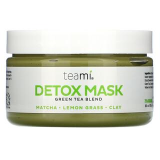 Teami, Detox Beauty Mask, Green Tea Blend, 6.5 oz (192 ml)