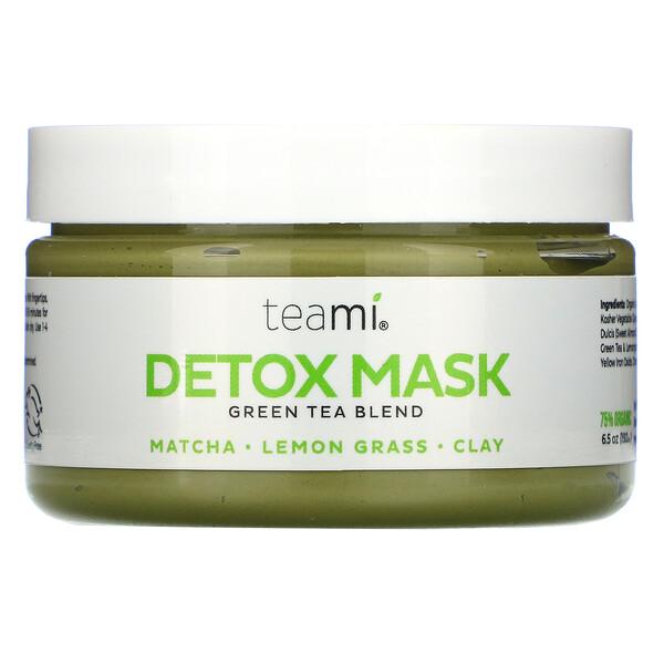 Detox Beauty Mask, Green Tea Blend, 6.5 oz (192 ml)
