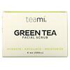 Teami, Green Tea Facial Scrub, 4 oz (100 ml)