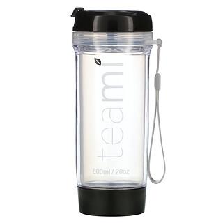 Teami, Tumbler On-the-Go, Black, 20 oz (600 ml)