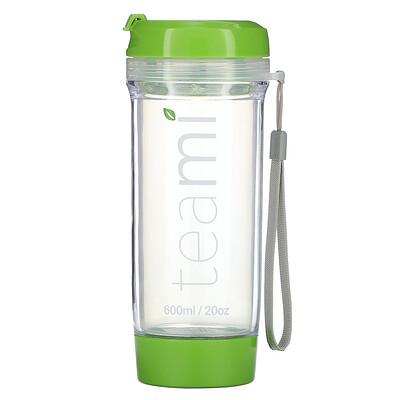 Купить Teami Tumbler On-the-Go, Green, 20 oz (600 ml)