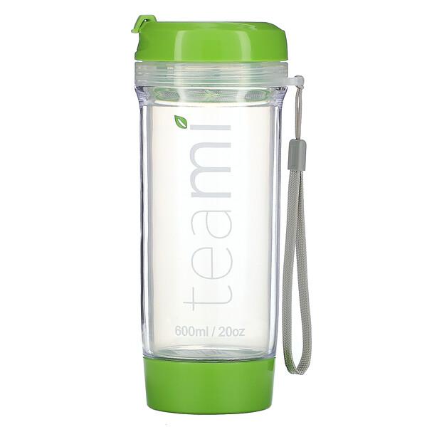 Tumbler On-the-Go, Green, 20 oz (600 ml)