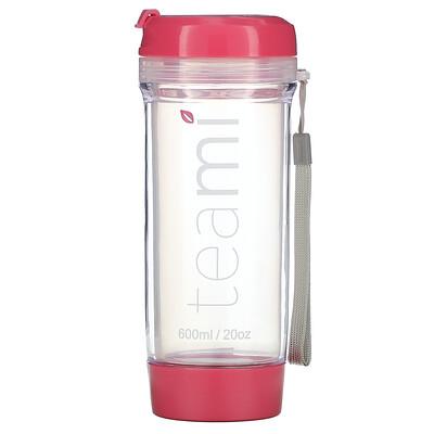 Купить Teami Tumbler On-the-Go, Pink, 20 oz (600 ml)