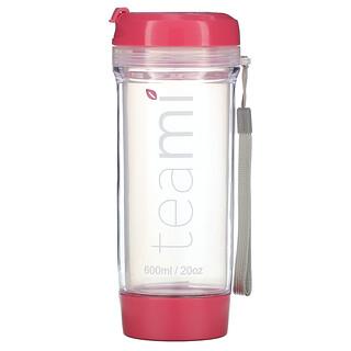Teami, Tumbler On-the-Go, Pink, 20 oz (600 ml)