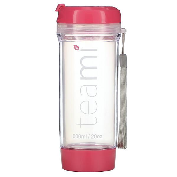 Tumbler On-the-Go, Pink, 20 oz (600 ml)