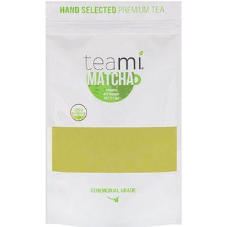 Teami, Organic, Matcha Powder, 4 oz (113 g)