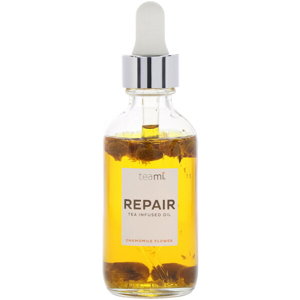 Teami, Repair, Tea Infused Facial Oil, Chamomile Flower, 2 oz