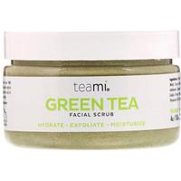 Green Tea Facial Scrub, 4 oz (100 ml) - фото